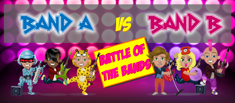 Image result for ttrockstars battle of the bands
